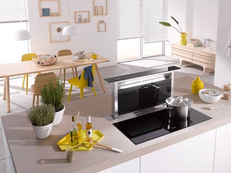 20000117052 inspiratie foto apparatuur, kookplaat en afzuigkap | Kuys Keukens