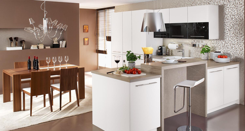 Selectiv XL_5450, voorbeeld van een design keuken, Kuys Keukens