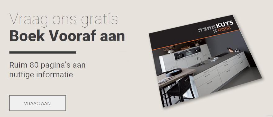 Kuys keukens en uw keuken speciaalzaak, een boek vooraf, vol inspiratie en handige tips | Kuys Keukens