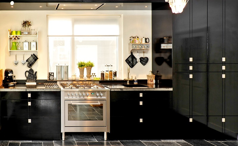 Zwarte Landelijke Keuken : Modern klassieke keukens Kuys Keukens klik hierKuys Keukens