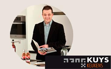 Harm Kuys, directeur Kuys Keukens Home afbeelding